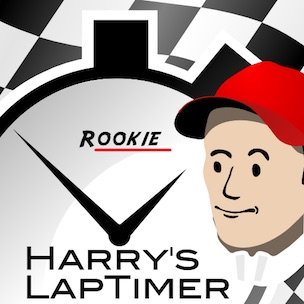 laptimer rookie